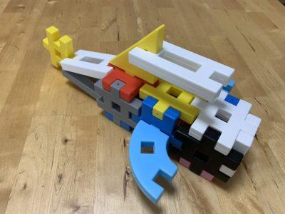 空間認識能力を鍛えて創造力も養うブロック!小1息子のアイデアに母は脱帽です。