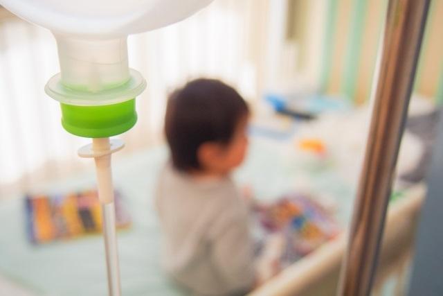 子どもの付き添い入院ってどんな感じ?