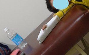 肺炎でした。5歳息子入院決定【前編】