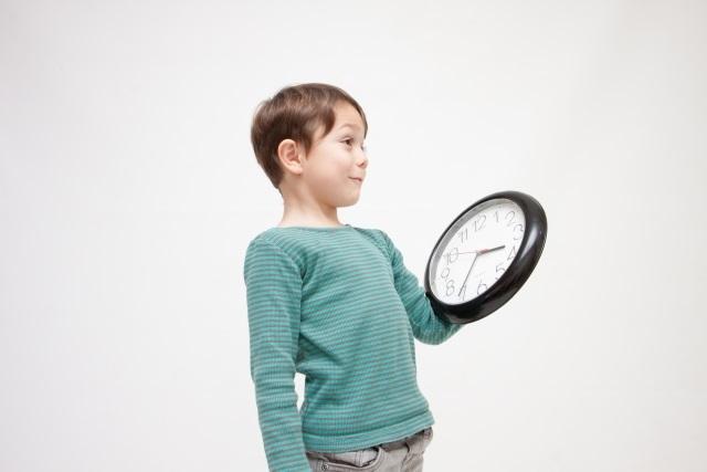 小児科医ママが伝える「子どもの時間感覚の身に付け方」について