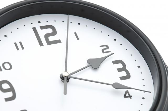 もうすぐ小学1年生!時計が読めないけど大丈夫!?そんな時はまずは100均へ!