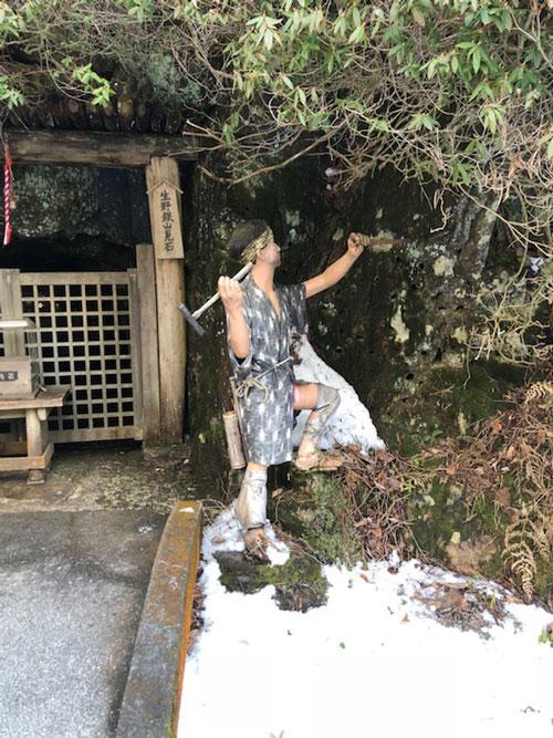超スーパー地下アイドルGINZAN BOYZに会いに行ってきた!生野銀山で楽しく学ぶ!歴史、金属、そしてちょっぴり商売も!小3ムスメの銀山探検レポ。