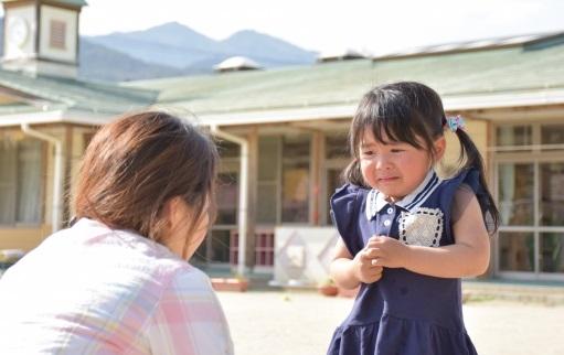 保育園に行きたくない!ママと離れたくない!いつも泣いていた娘の気持ちの切り替えは2人で決めた合図でした。