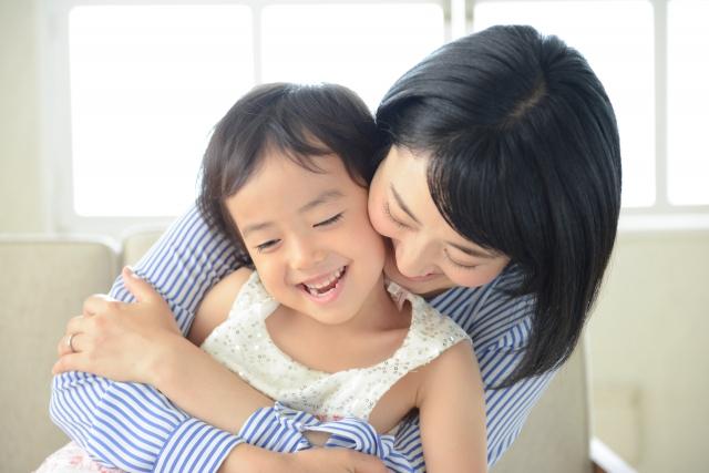 ママ大好き♡いつまで言ってくれる!?もっと抱っこしておけば良かったと思う今日。