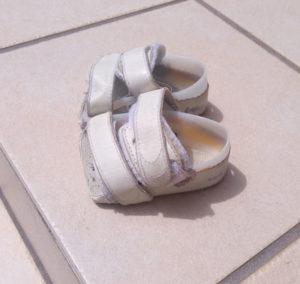 歩くのが遅い、よく転ぶ。外反偏平足の子の靴選び(2歳~3歳)