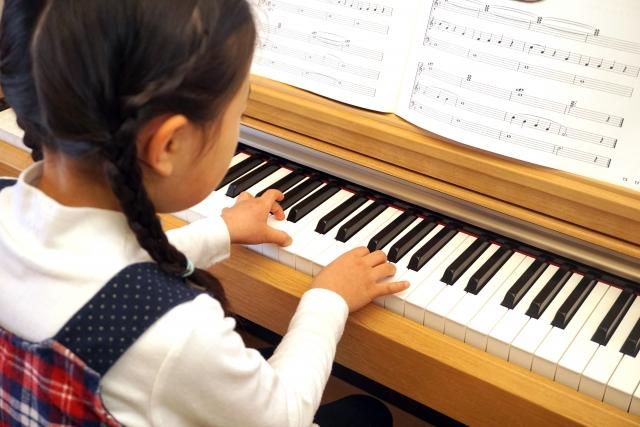 あれ?ピアノを習わせている意味ってなんだったっけ??