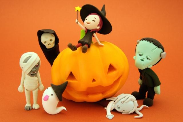 もうすぐハロウィン♪子ども達に配るものを『お菓子以外』にしたい!