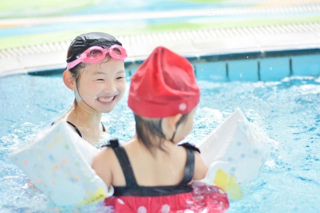 水が怖い!泣いて嫌がるスイミング。年長から始めて小2の現在。泣いても続けさせてよかった!