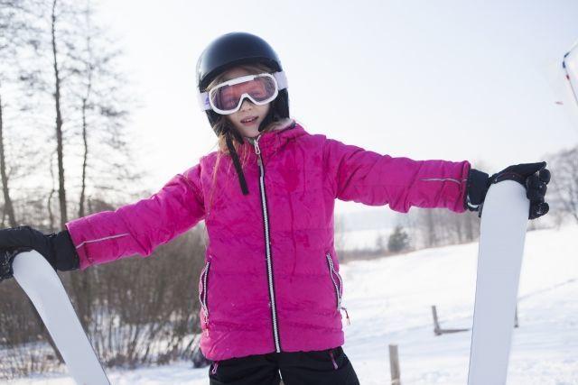 小2娘、初めてのスキー教室参加。やる気満々な娘と心配で仕方ない私。