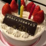 アレルギーっ子育て奮闘記!お誕生日はシャトレーゼの「アレルギー対応ケーキ」