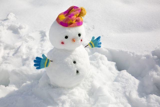 雪予報が待ち遠しい!?子どもと遊びながら雪の中でアイス作り!ホッカホカの体に冷たいアイスが最高!