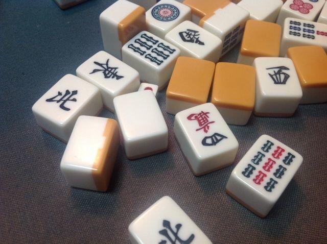 麻雀は最強の知育ゲーム!? 3世代で楽しめて、知育にもボケ防止にも!