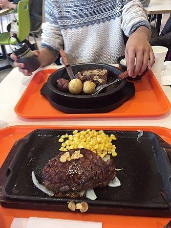 『いきなりステーキ』に行って、成長期の小6長男の食べっぷりにびっくりした件。男子の食欲、恐るべし…!