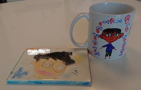 父の日のプレゼントにもおすすめ!『おかざき世界子ども美術博物館』でオリジナル作品作り。