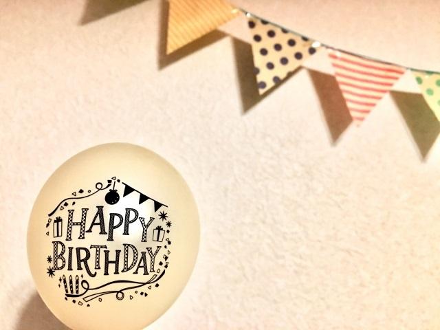 幼稚園の誕生日会で話した息子が産まれた日のこと。先天性心疾患をもって生まれた息子の記録。