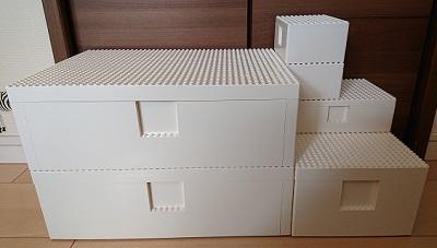 待望のアイテムがついに!IKEA×LEGOの収納BOXで遊びが広がってお片付けも楽しい!