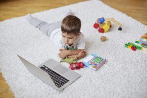 子供の動画見過ぎ対策で効果あり!4歳児の動画視聴時間が激減!時間の使い方も覚えた方法