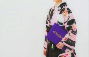 小学校卒業式の袴着用について。