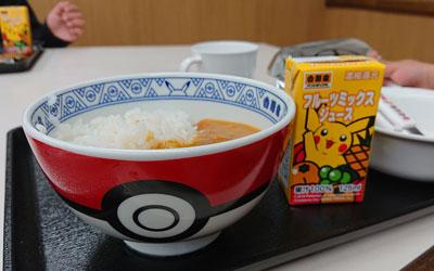 吉野家でポケ盛を食べてポケモンのフィギュアをゲット!さっそく子ども達と行ってきました!