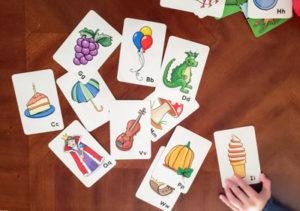 おすすめアイテム4選!アメリカでママが子どもに英単語を教える時のアイテム