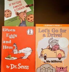 英語の絵本3選!アメリカで3-5歳向けの最初に読む定番の絵本と幼稚園で読む人気の絵本