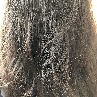 ぐぉー!!子どもの髪はどうして、こんなに絡むんだー!!!毛玉の大量生産。対策は??