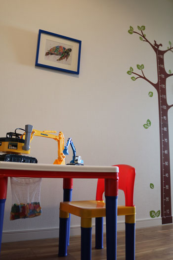 じっと座っていられない3歳息子が集中して48ピースのパズルを完成できた話