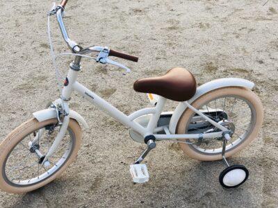 4歳娘自転車デビュー!自転車選びの決定権は子ども?親?キャラものがいい娘 VS デザイン・機能性重視な母