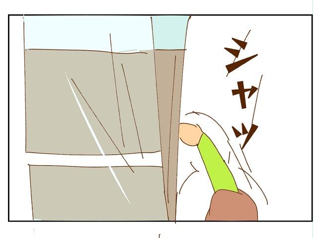 パパ、あわや熱中症!?「開けたら閉める!」の習慣が招いた悲劇|チョビの育児日記