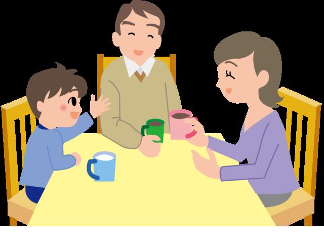 思春期の子供の考えもちゃんと聞ける!家庭内のちょっとした問題解決に家族会議がおすすめです!