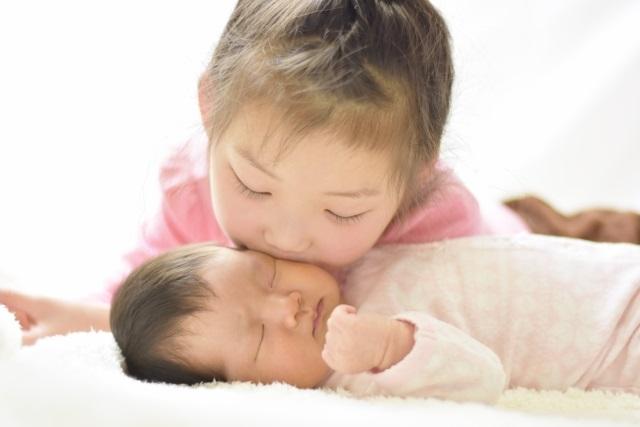 きょうだいが生まれてお兄さん、お姉さんになった子におすすめの絵本4選