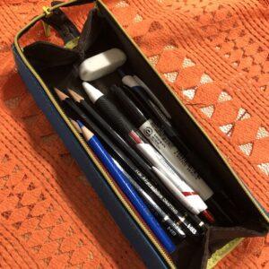 これなしで小学校生活は送れない!?小4娘が大絶賛の筆箱は便利機能が満載だった!