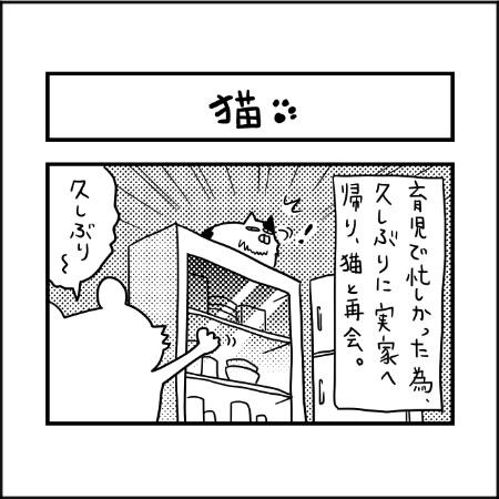 喜びすぎ ぽこたろー育児漫画