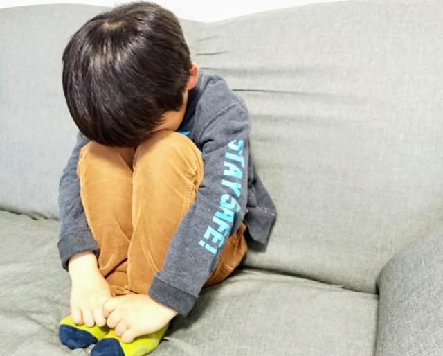 大人が思う「泣いていないで、そう言えばいいじゃない。」は5歳息子にとって簡単ではない。と気づいた話。