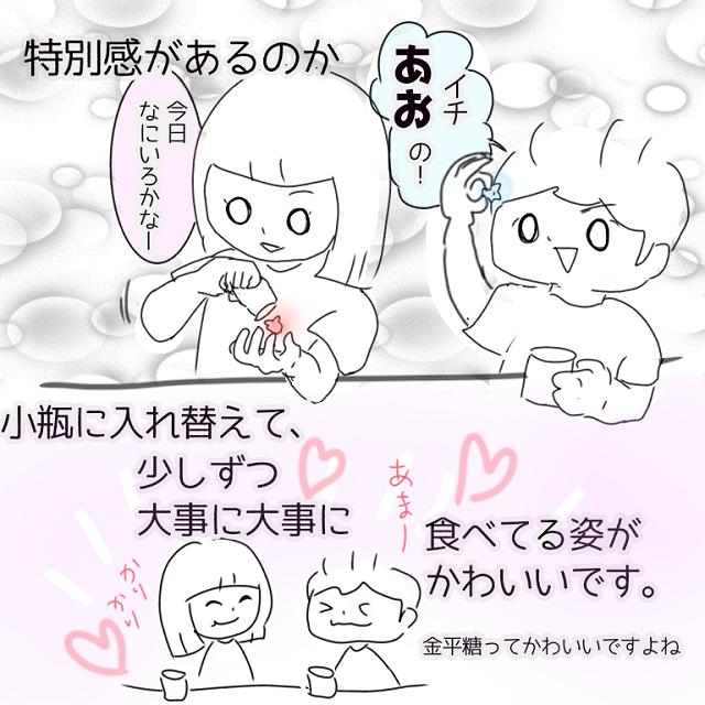 こんぱんとん?きんぺいとん??キラキラかわいい特別なお菓子|塩田ままの育児日記