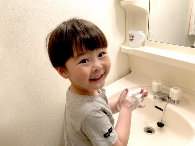 手洗い、うがいが完ぺきだった1年前…今でも続いていますか?
