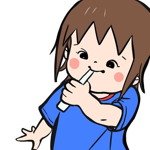 イヤイヤ期克服!?我が家の変わった歯磨き習慣|ゆーぱぱ育児漫画